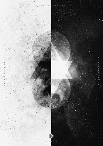 Duality / Sacred Geometry <3