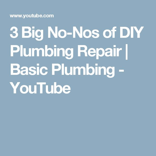 Prime 212 Best Images About Plumbing Diy On Pinterest To Fix Toilets Hairstyles For Women Draintrainus