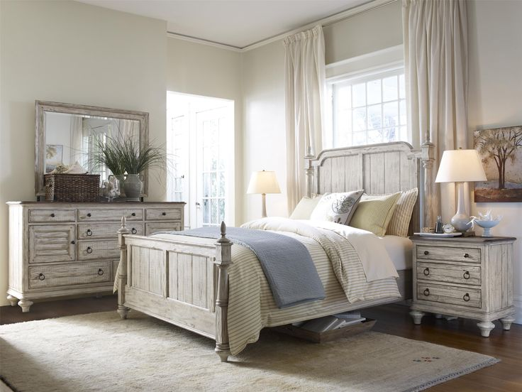 Kincaid furniture weatherford king bedroom group 1 for Bedroom furniture sets tampa fl