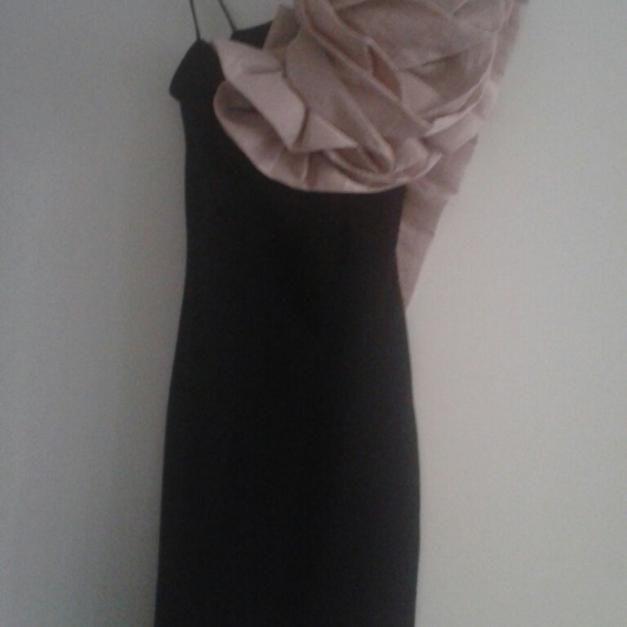 Vestito nero mini