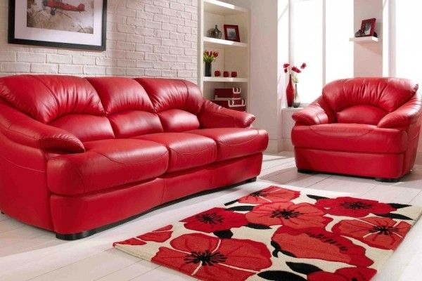 The Most Sensational Red Lounge Decor Ideas For Motivate Living