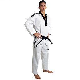 Belts and Sashes 73981: Adidas Grand Master Ii Taekwondo Uniform-Size: 0 -> BUY IT NOW ONLY: $117.63 on eBay!