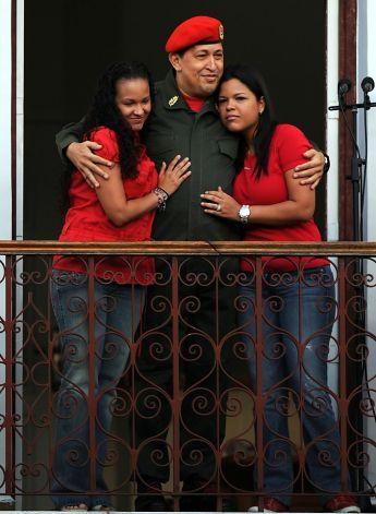 Rosa Virginia and Maria Gabriela Hugo Chavez's Daughters - Where are Hugo Chavez's daughters in midst of Venezuelan madness?
