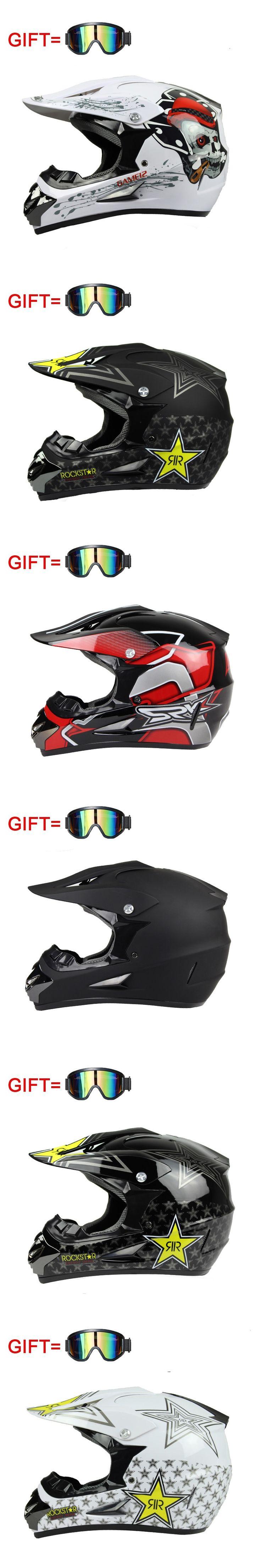Rockstar motorcycle helmet ATV Dirt bike downhill cross capacete da motocicleta cascos motocross off road helmets WLT-125