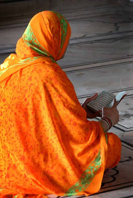 Orange | Arancio | Oranje | オレンジ | Colour | Texture | Style | Form | Pattern | Ramadan , India