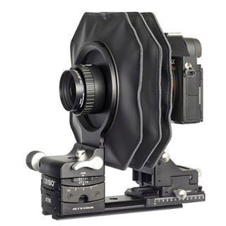 Cambo ACTUS-camerabody black Canon product photo