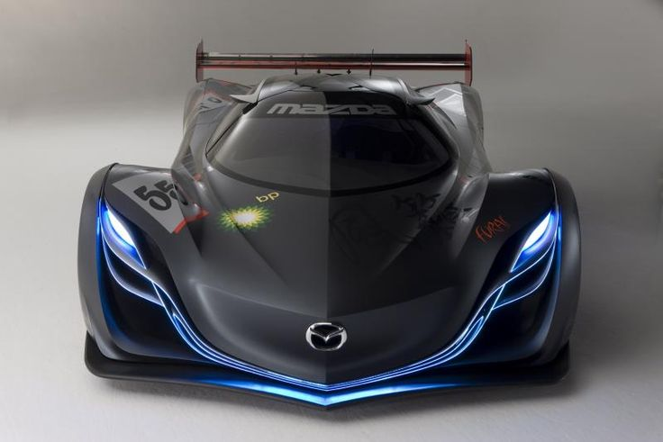 Mazda Furai 1  ~ wicked smile!!!