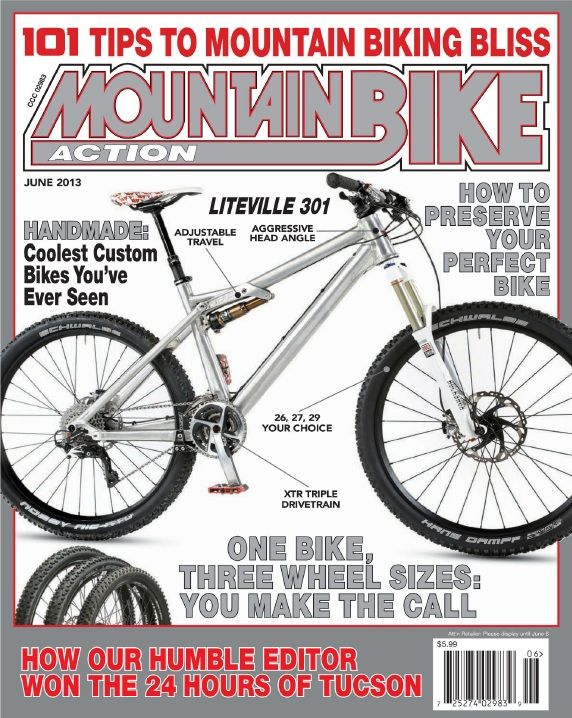 Mountain Bike Action - June 2013English | 156 Pages | HQ PDF | 64.77 Mb