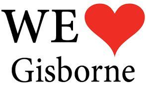 Gisborne is where my family live