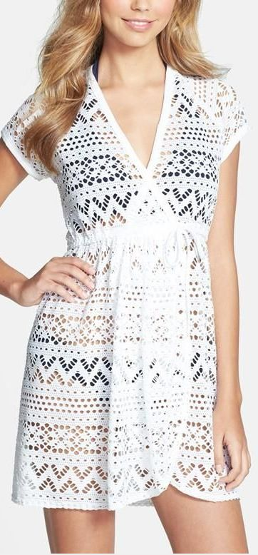 Crochet Cover Up : crochet cover up My Style Pinterest