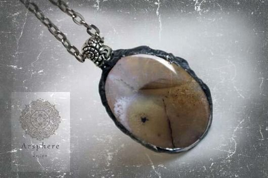 naszyjniki - wisiory-  Arcanum medallion