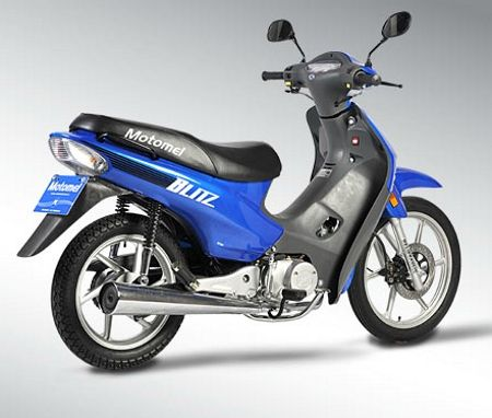 CUBS BLITZ 110 FULL BASE - MOTOS MOTOMEL