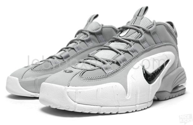 buy popular 34c28 0e330 Penny 1 Orlando Wolf Grey   Nike Penny in 2019   Nike air max, Nike, Penny 1
