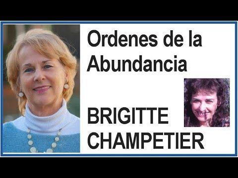 Ordenes de  la Abundancia  Brigitte Champetier y Lola C. Belmonte