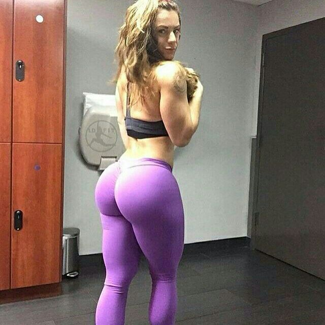 girl wearing pants in relationship with the gym