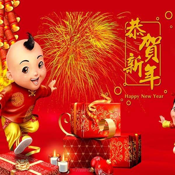 Смешные картинки про китайский новый год 2019