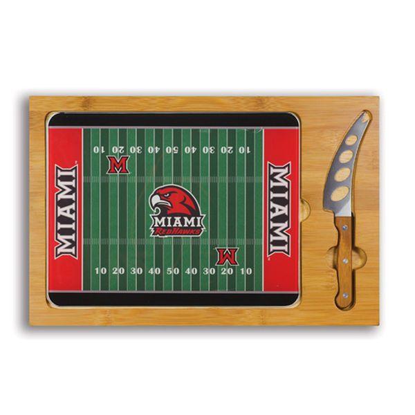 Miami University RedHawks Icon Cutting Board Set - $54.99