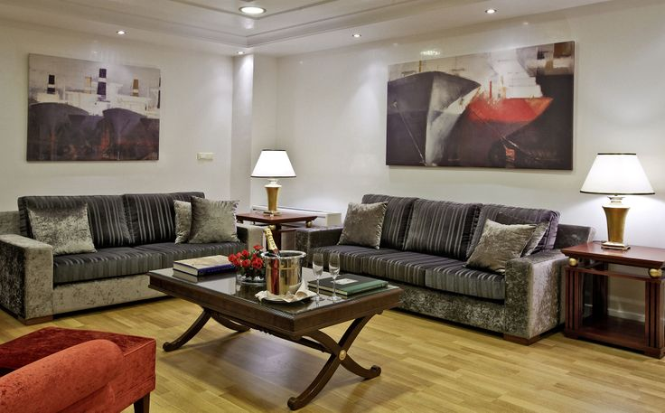 Brand new in 2014 Presidential Suite at Piraeus Theoxenia Hotel*****