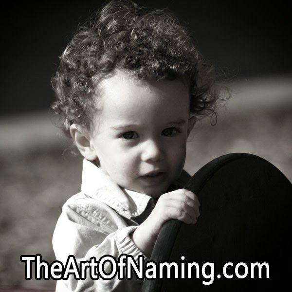 The Art of Naming - Ancient names
