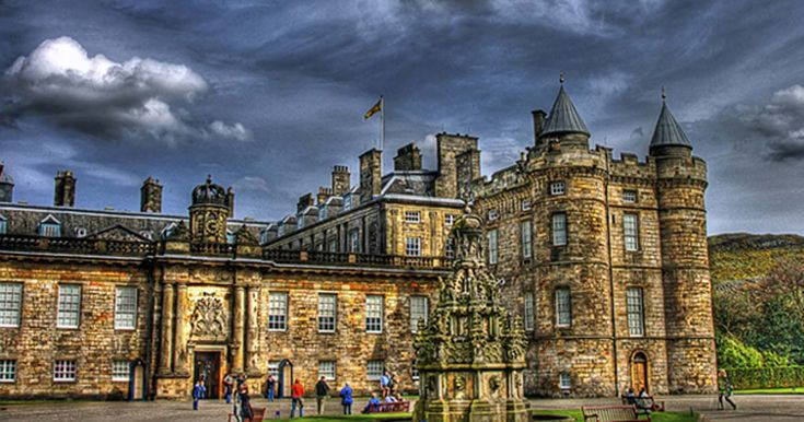 Dark History Hangs Over Royal Residence: The Haunted Halls of Holyrood Palace