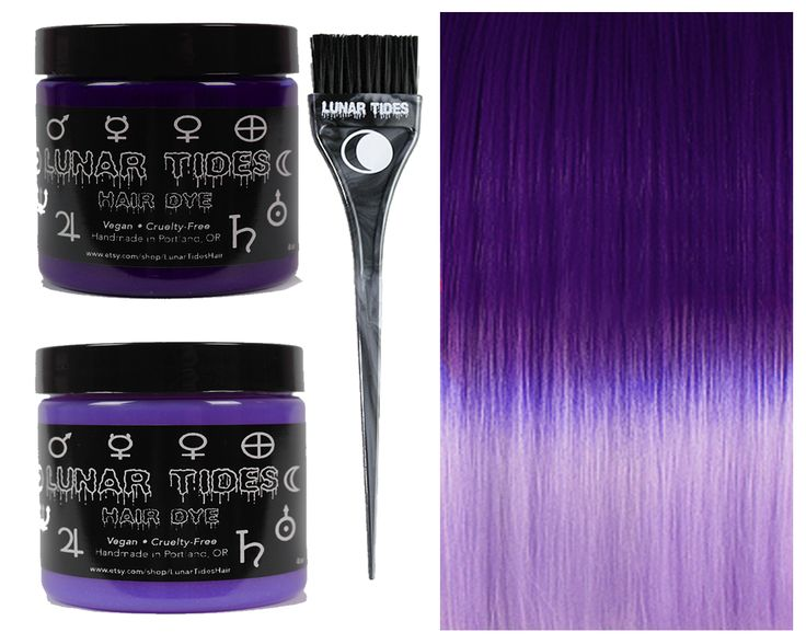 Purple DIY Ombre Kit