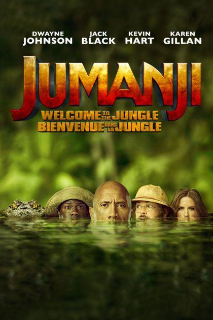 Jumanji: Welcome to the Jungle - Jake Kasdan: Jumanji: Welcome to the Jungle #Jake_Kasdan #movie #Action_amp_Adventure