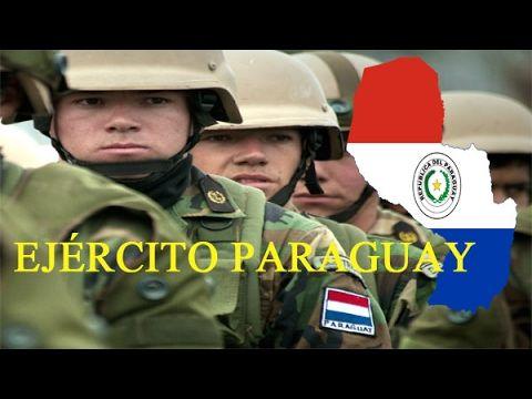 Fuerzas Armadas de Paraguay (Fuerza Aérea, Fuerza Naval, Armada, Vehícul...