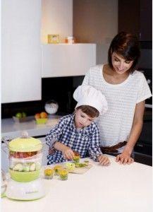J'ai testé le Nutribaby de Babymoov | La Mite Orange