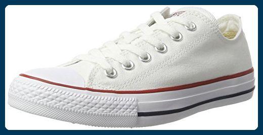 Converse Chuck Taylor All Star OX optical white - 41,5 - Sneakers für frauen (*Partner-Link)