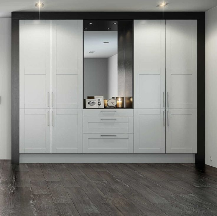 Sigdal kjøkken - Scala garderobe