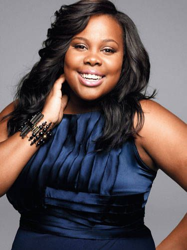 """I want to let women of all sizes to know, you can do whatever you put your mind to."" -Amber Riley**  Why Amber Riley's Mirror Ball is a Win for All Women"