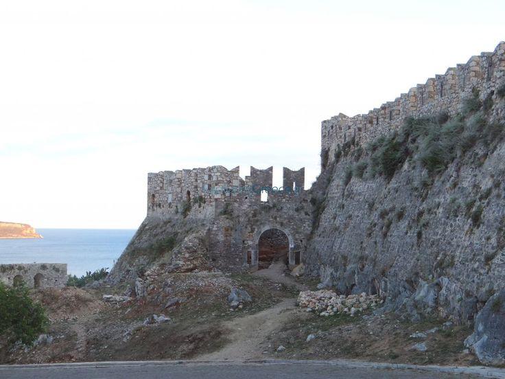 Το κάστρο της Ακροναυπλίας