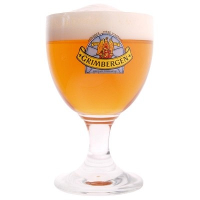 Verre a biere Grimbergen 25 cl