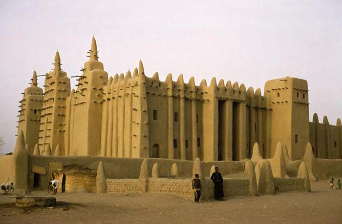 Architecture africaine recherche google african for Architecture africaine