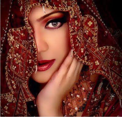 Indian Bridal Make-up
