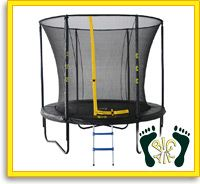 8ft Trampolines For Sale Online - Big Air 8ft Trampolines