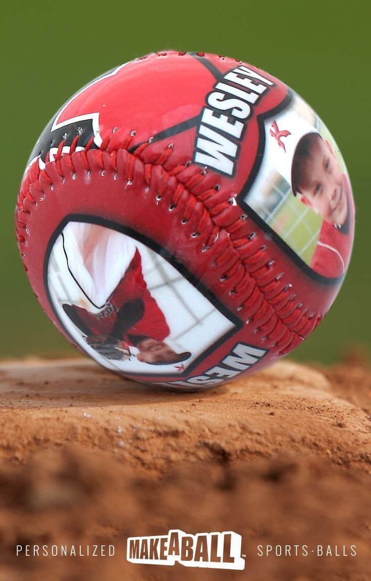 Need A Unique Baseball Gift These Personalized Baseballs Are Perfect For Anyone Who Is A Bas Personalized Baseball Gifts Baseball Gifts Personalized Baseballs