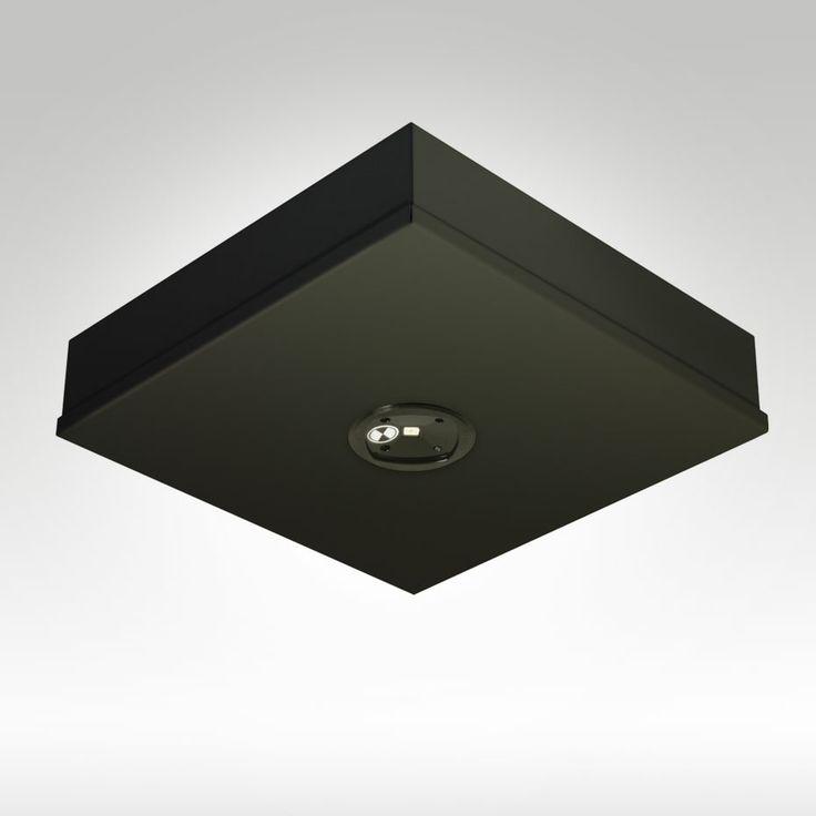 LED Goldstar Black - Famco Surface Mounted Self Contained Emergency Luminaire & 18 best Emergency Lighting images on Pinterest | Emergency ... azcodes.com