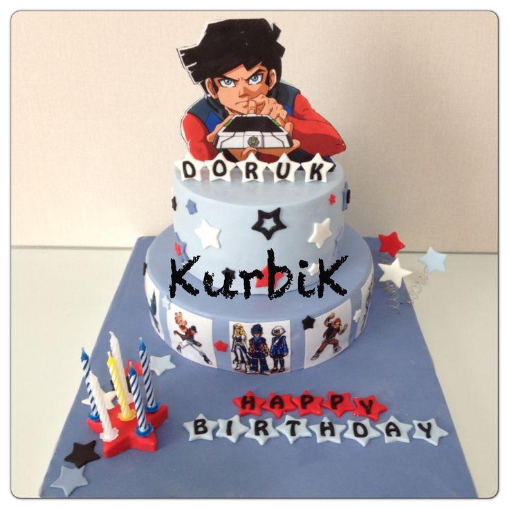 Redakai cake