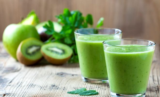 Check out this tasty Green Juice Recipe! Vitality Corner - Educate | Inspire | Create