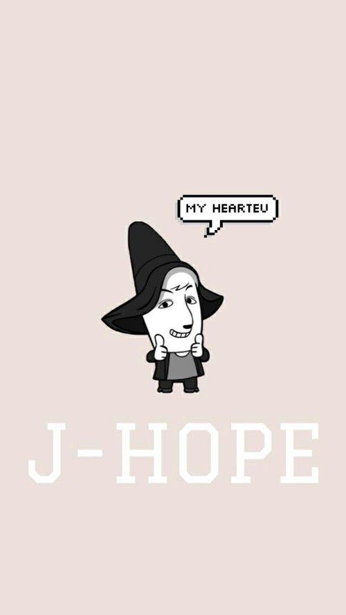 BTS 방탄소년단 - J-HOPE - HOSEOK - WALLPAPER