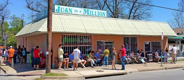 The World's Best Breakfast Taco Can Be Found Right Here In Austin