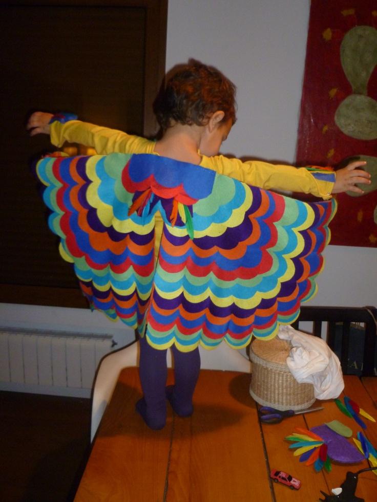 Bird Costume for children