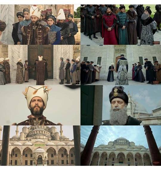 Sultan Ahmet ve Süleymaniye cami açılışları