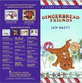 Teacher's Guide to Jan Brett's Gingerbread Friends: Children's Literature & Discussion Printable - TeacherVision.com