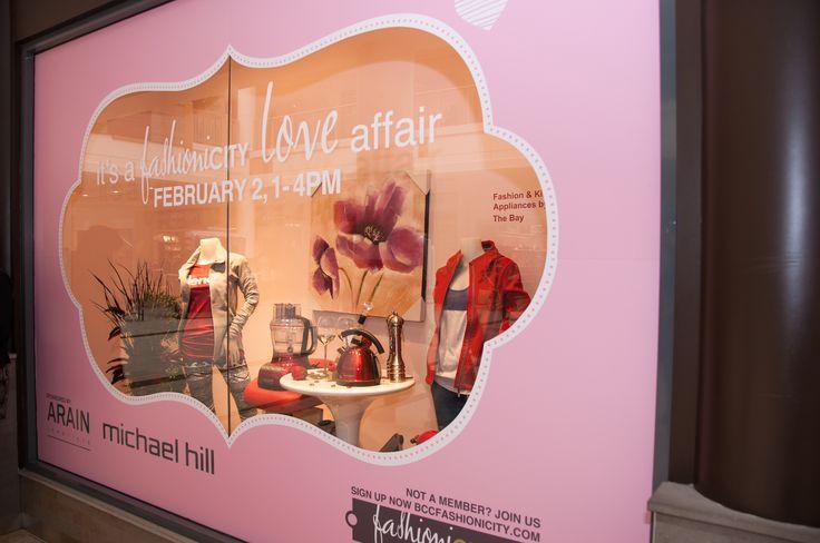 Bramalea City Centre Valentine's Event