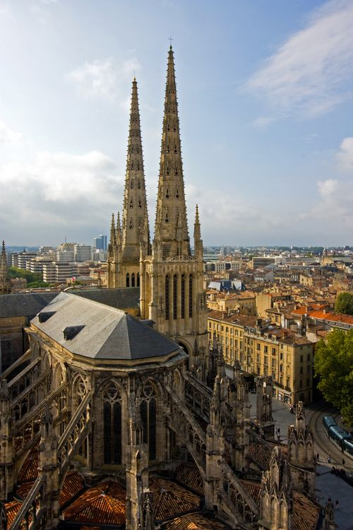 Bordeaux Cathedral, France