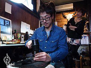 Кожевенных дел мастера Японии - Алла (leatherworks) - Ярмарка Мастеров http://www.livemaster.ru/topic/270139-kozhevennyh-del-mastera-yaponii