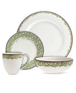 Buy Fine China Dinnerware - Macy\u0027s  sc 1 st  Pinterest & 152 best China Dinnerware images on Pinterest | Dish sets Dishes ...