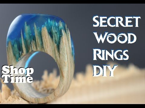 Secret Wood Rings DIY: 5 Steps (with Pictures)